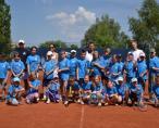Półkolonie tenisowe - Lato 2013