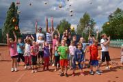 Tenisowe Półkolonie dla dzieci i młodzieży - turnusy przez całe wakacje