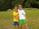 Obóz Tenisowy w Olecku 16-27.07.2012